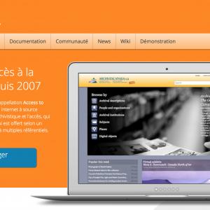 Atom : application Open Source de gestion d'archives